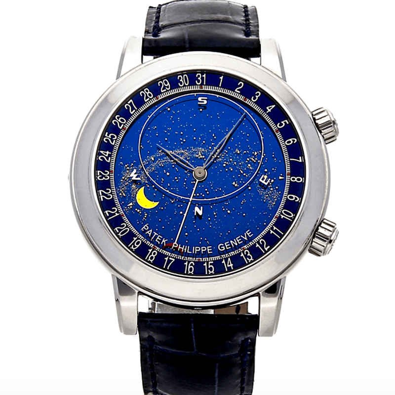 Patek Philippe Grand Complications Celestial Platinum Ref. 6201P-001