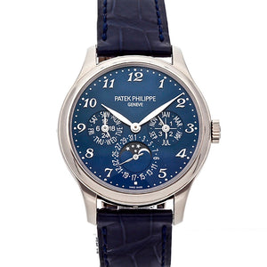 Patek Philippe Grand Complications Perpetual Calendar 18K White Gold Ref. 5327G