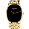 Patek Philippe Golden Ellipse 18K Yellow Gold With Mesh Bracelet Ref. 3848J