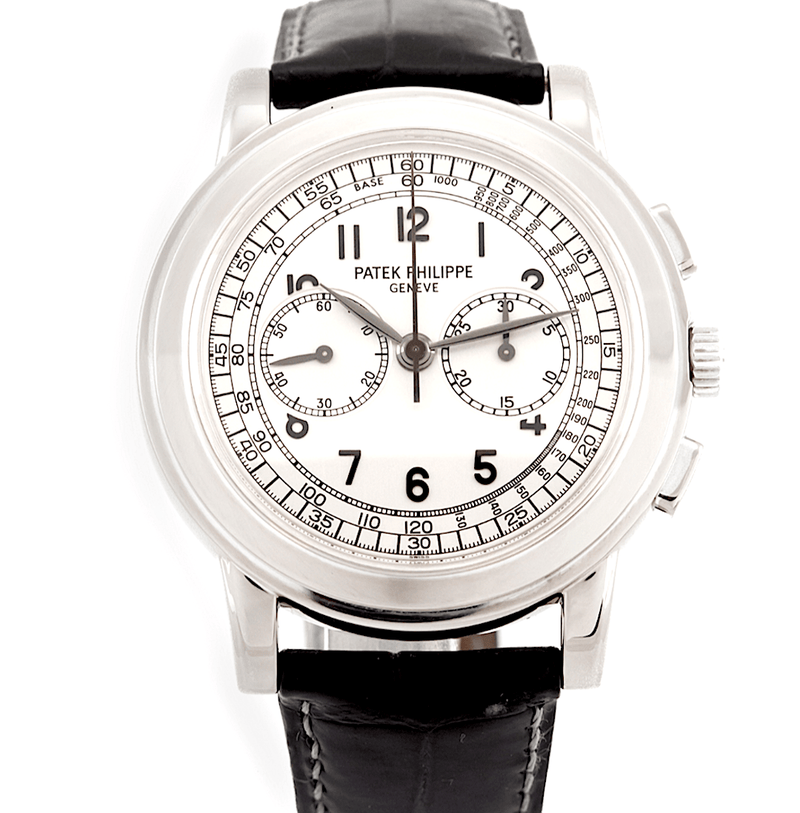 Buy pre-owned Patek Philippe Complications Chronograph | Twain Time