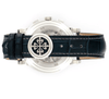 Patek Philippe Complications Chronograph 18K White Silver Dial Gold Ref. 5070G-001