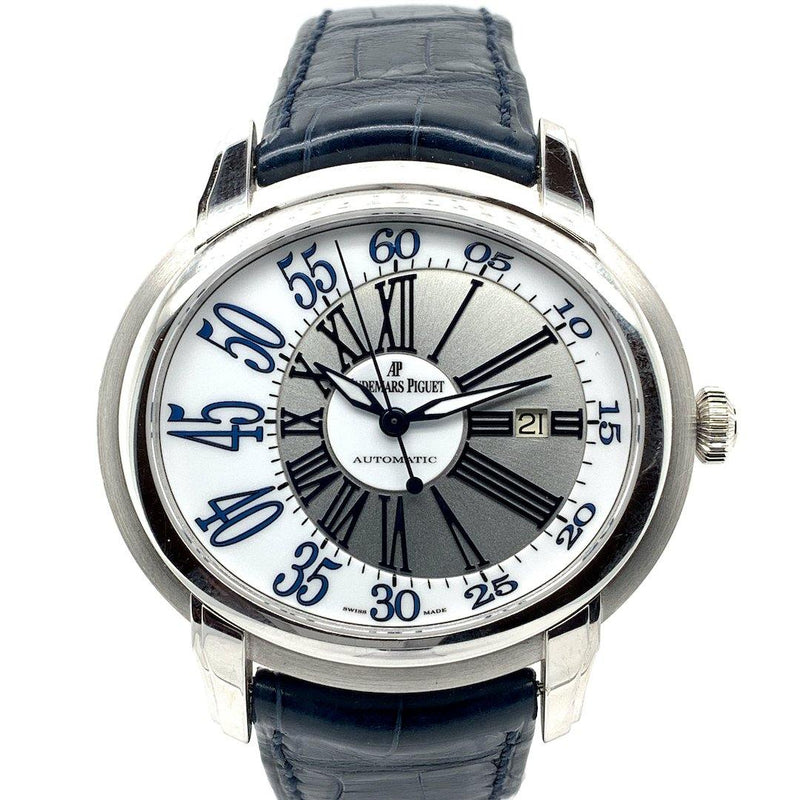 Audemars Piguet Millenary Automatic 18K White Gold