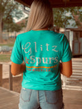 The Glitz & Spurs Boutique Tee