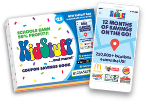KidStuff Coupon Books