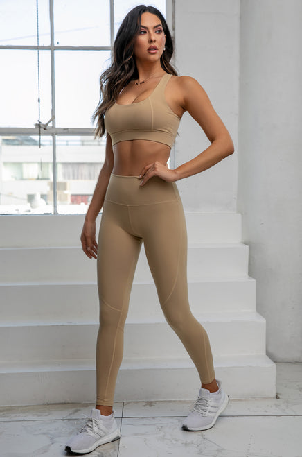 Got Moves Active Top - Nude