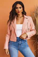 Good As Always Jacket - Blush