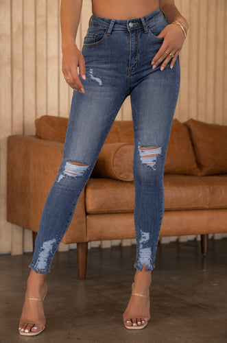 Carey Jean - Denim