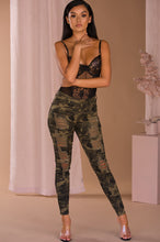 Close Combat Denim Pant - Camo
