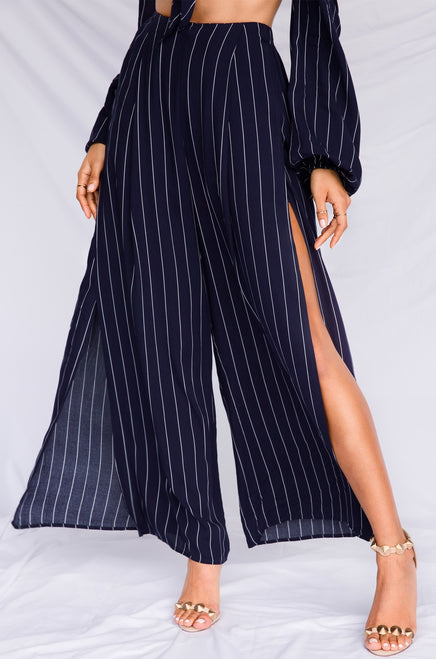 Expect The Unexpected Pant - Navy