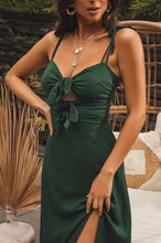 Always Blooming Maxi Dress - Green