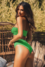 Private Island Bikini Set - Green
