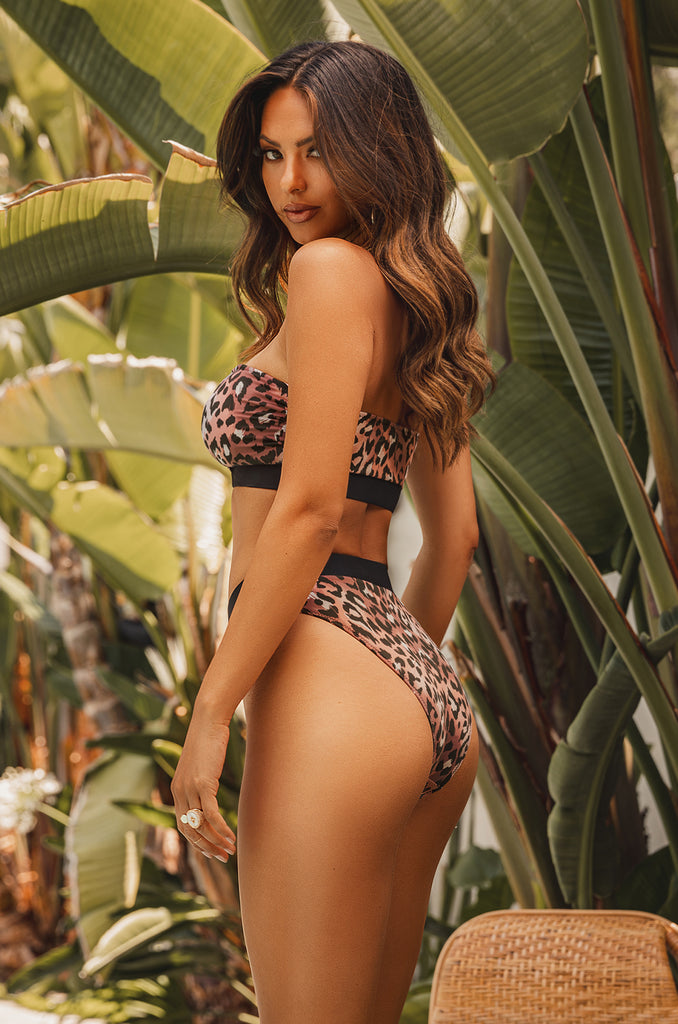 Hot Sea Sun Bikini - Leopard