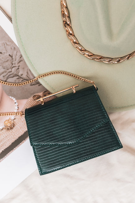 Bristol Bag - Emerald