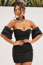 Genuine Love Dress - Black