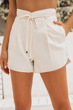 Sofia Short - Cream