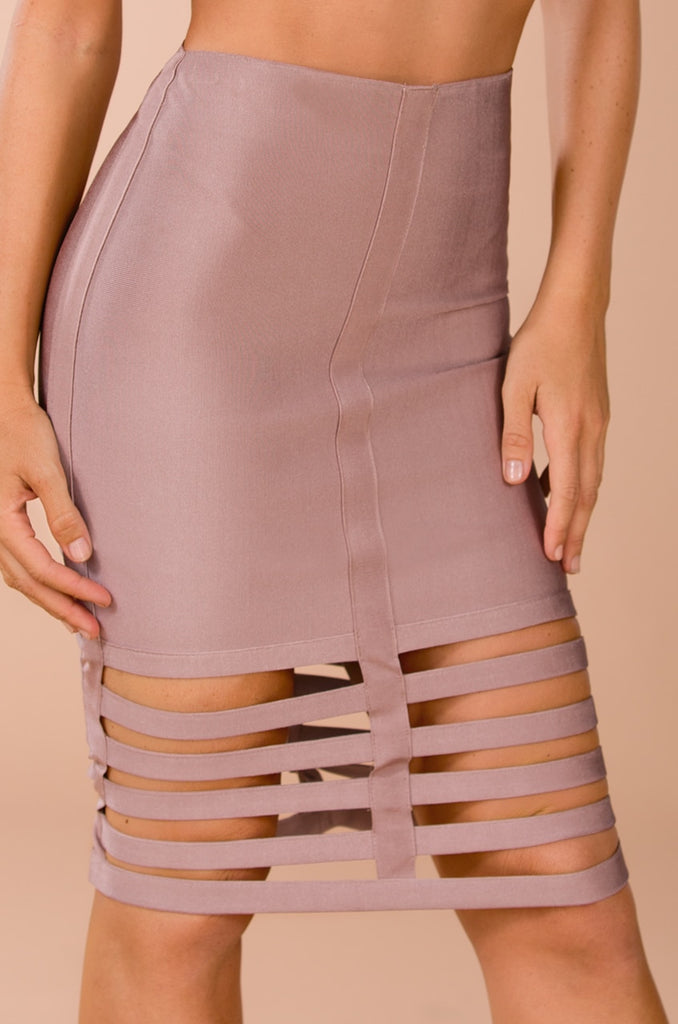 State of the Art Skirt - Mauve