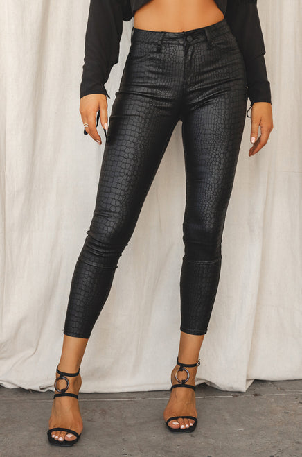 Midnight Diva Pant - Black