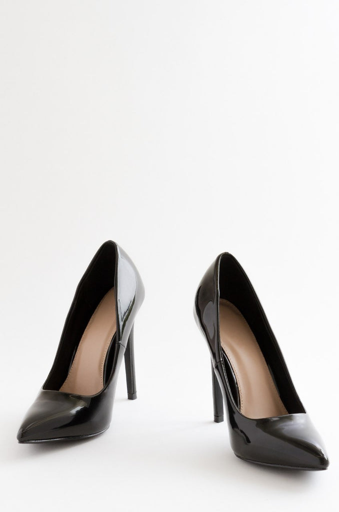 Hard Candy - Black Patent