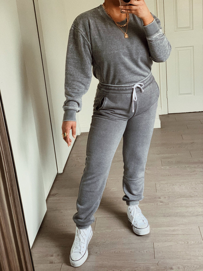 Chill Out Jogger - Grey 11