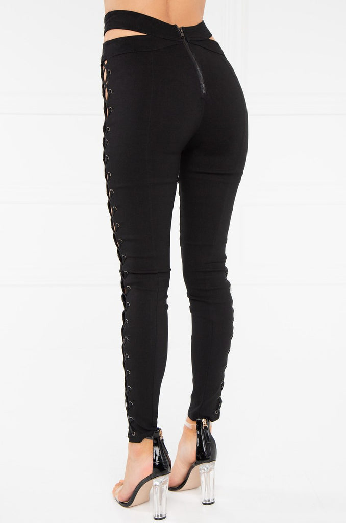 X-Rated Pant - Black