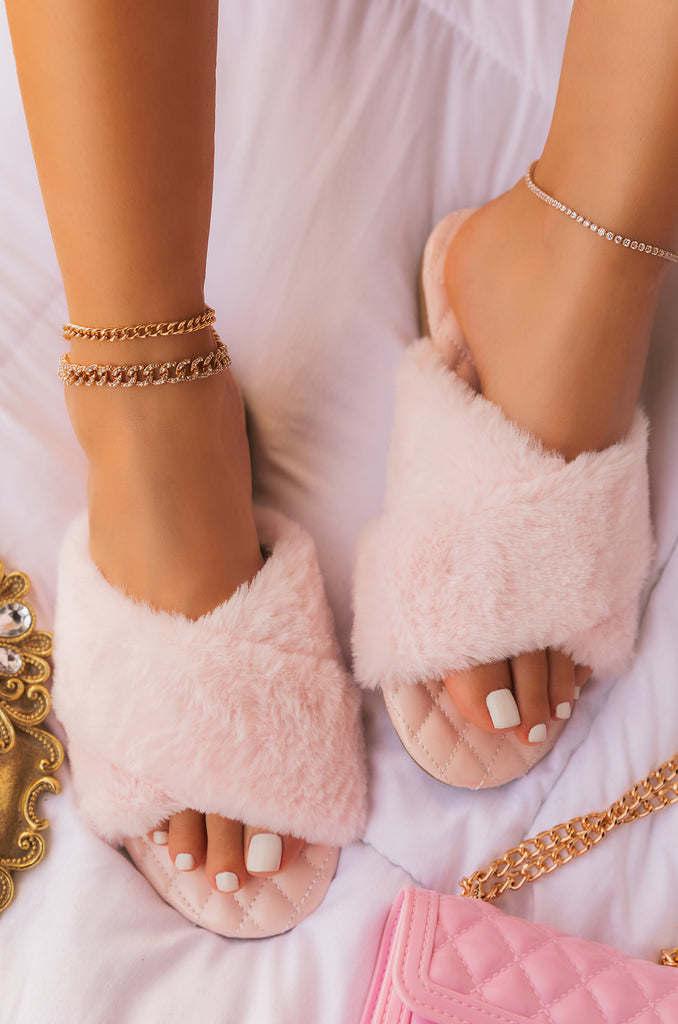 Cozy Vibes - Light Pink