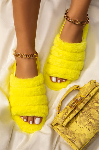 Fur-Ever - Yellow