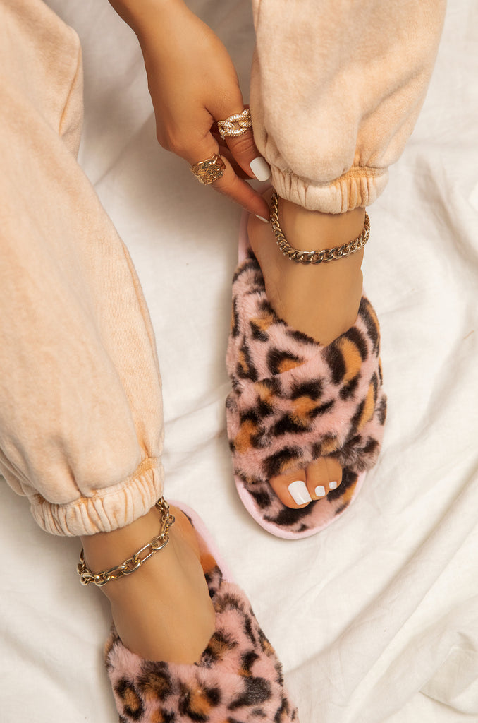 All Fur You - Pink Leopard