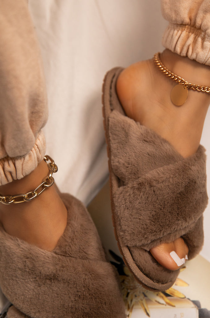 All Fur You - Taupe