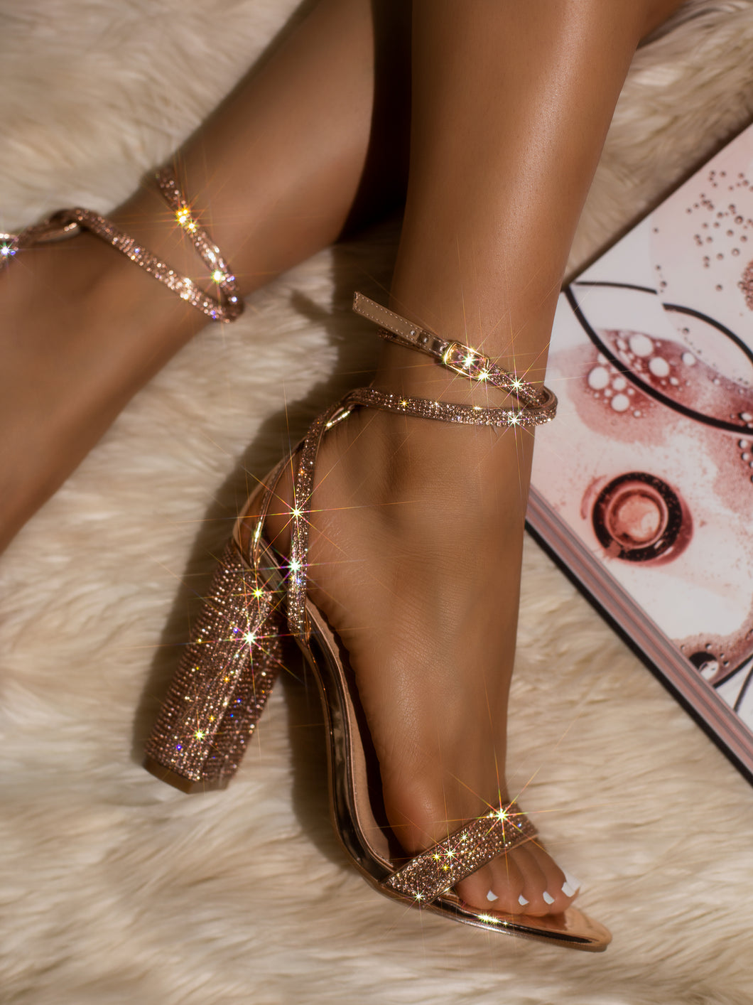 RSVP Ready - Rose Gold