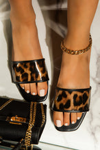 Sunshine On - Black/Leopard