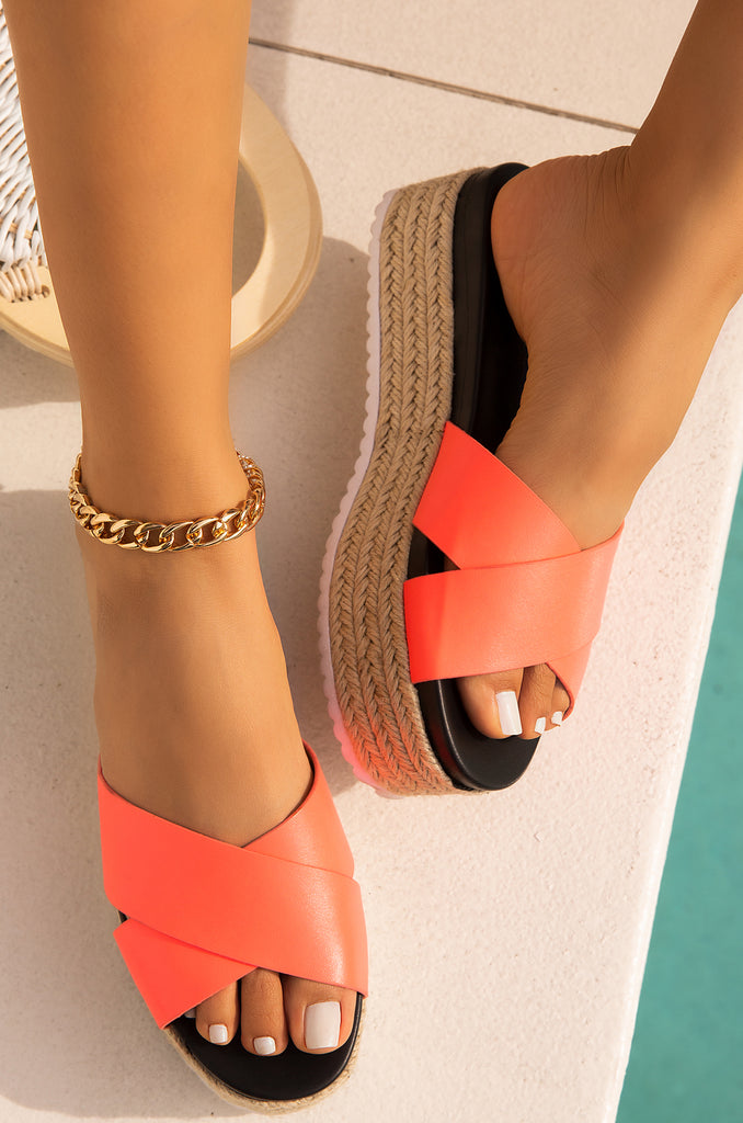 Life's A Beach - Neon Coral                            Regular price     $31.99         Sold out 3