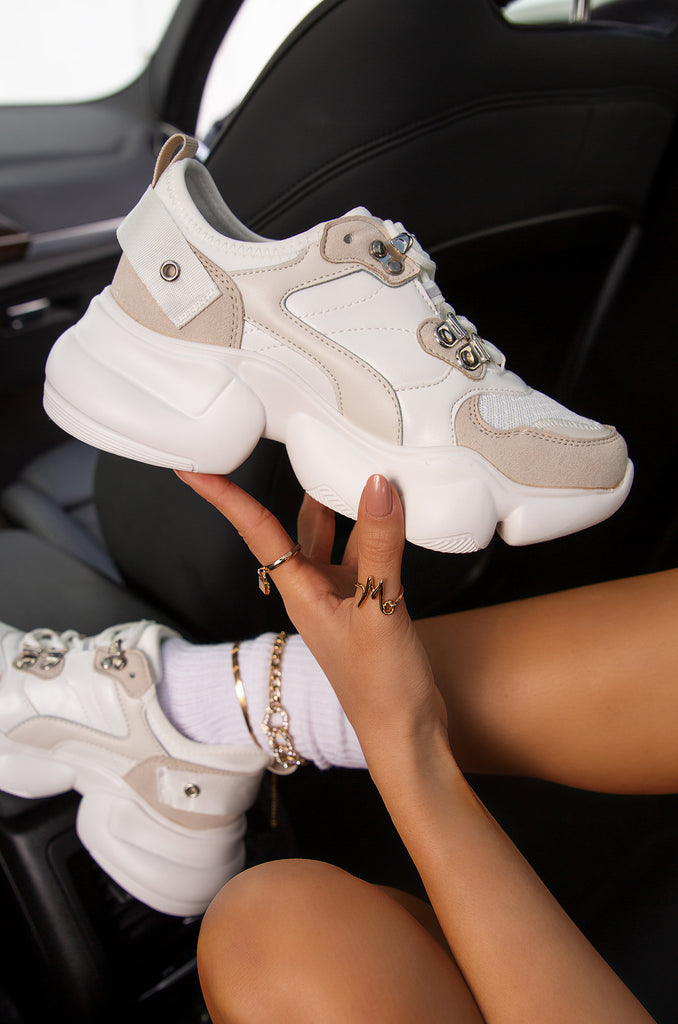 Sports Luxe - White