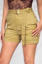 Code Red Shorts - Taupe