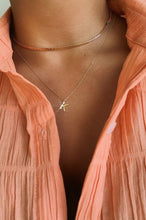 K Necklace - Gold