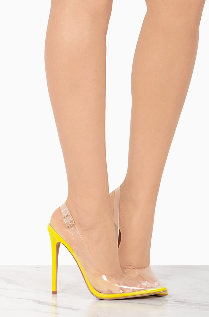 Mercy Me - Yellow Patent                           Regular price     $46.99            $31.99       Sale 30