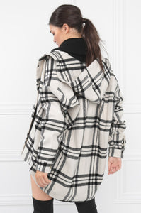 Falling In Love Coat - Black