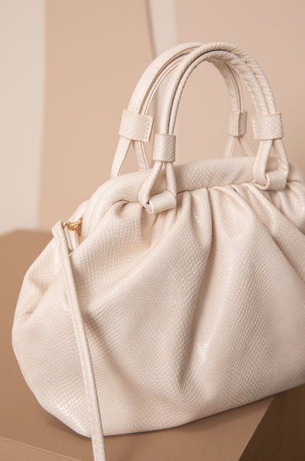 Fashion Influence Bag - White