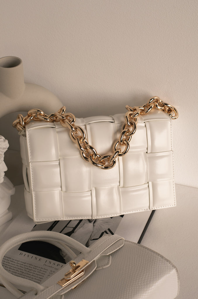 Trips To Milan Bag - White
