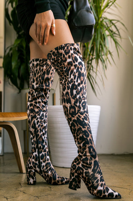 Make A Statement - Leopard
