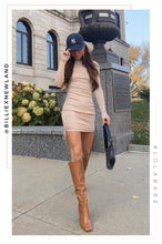 More To Love Dress - Nude