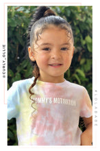 Mommy's Motivation Tee - Tie Dye