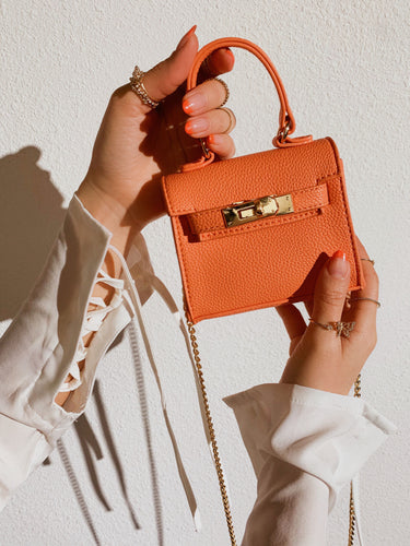 Kim Mini Bag - Orange
