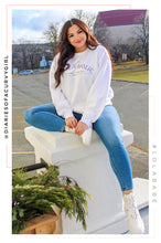 Shoeaholic Crewneck - White