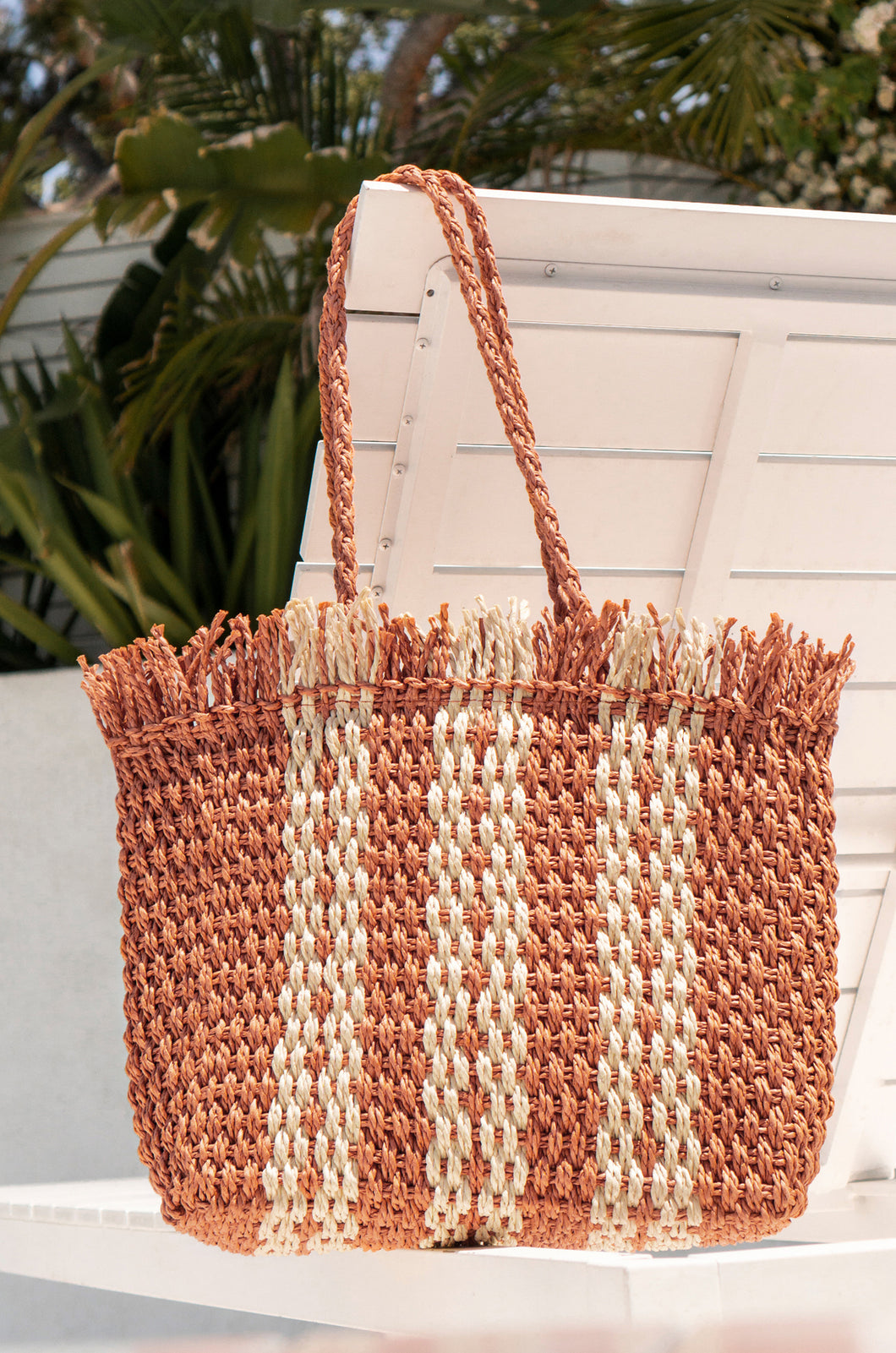 Cabo Paradise Bag - Rust