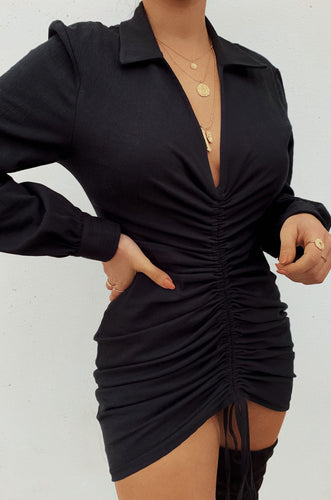 Ex Lovers Dress - Black