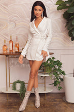 Casablanca Dress - White
