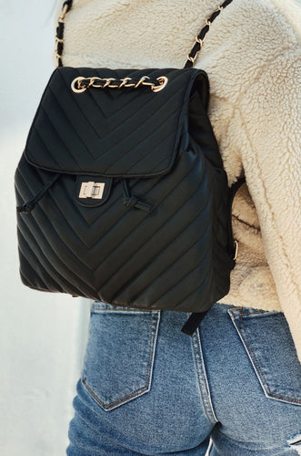 Becca Backpack - Black