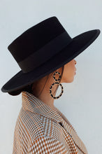 Sarai Hat - Black