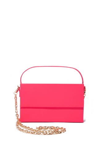 Keep It Vibrant Bag - Neon Pink