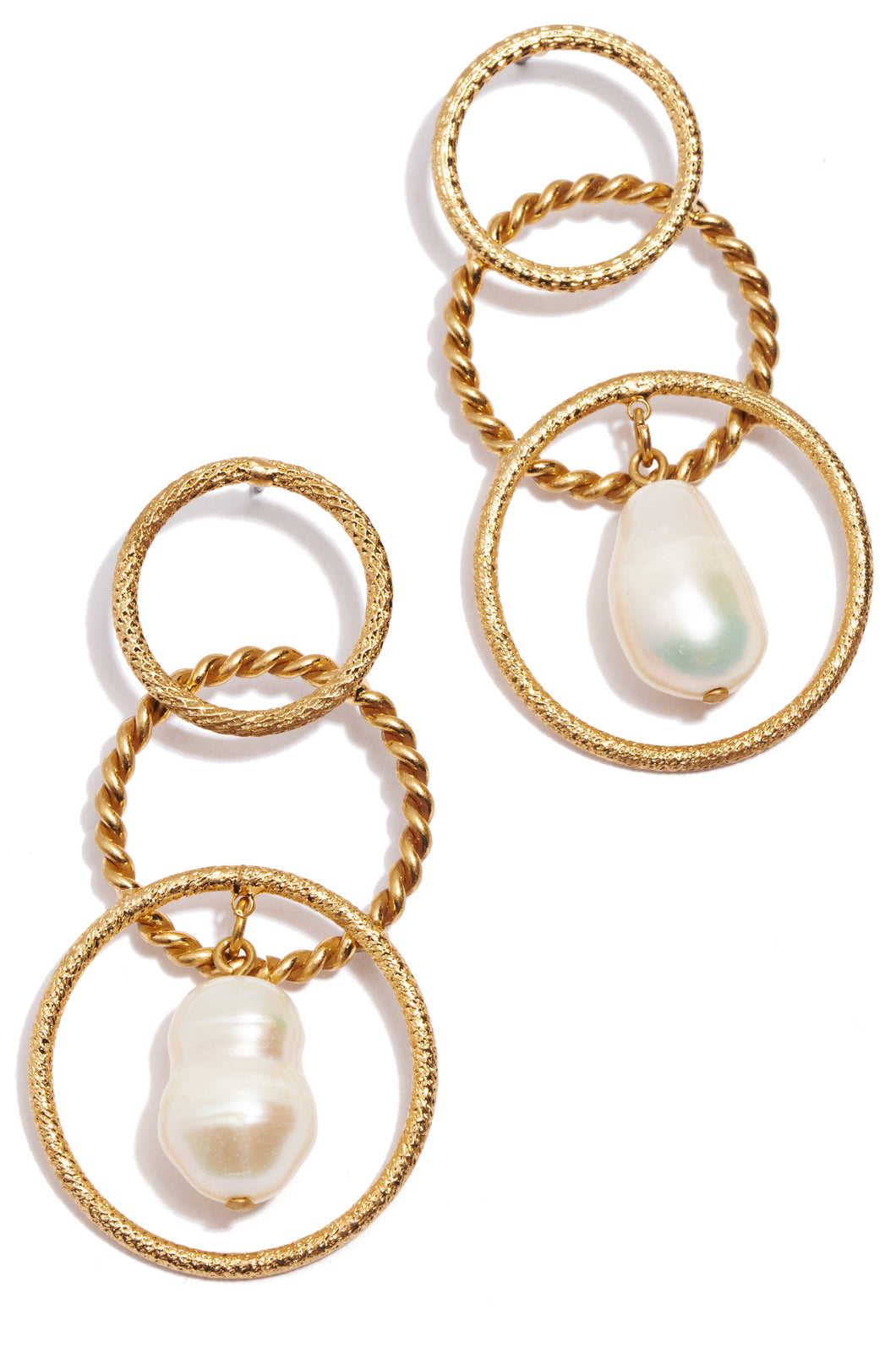 Everly Earring - Gold